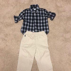 Ralph Lauren outfit (boys)